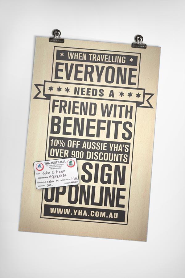 membership Backpacker card YHA
