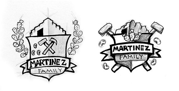 Family Crest On Aiga Member Gallery