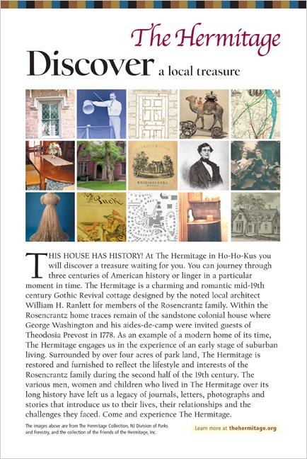 the hermitage national historic landmark brochure on sva portfolios