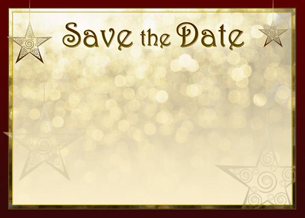 Stars Amp Sparkles Holiday Event On Behance