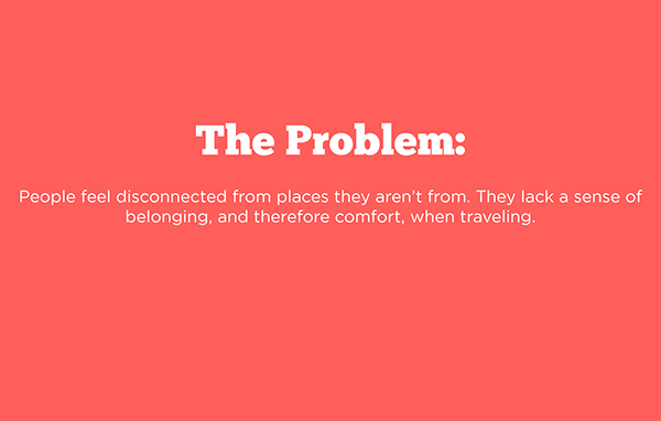 Airbnb: Our City  Our Stories  on FIT Portfolios