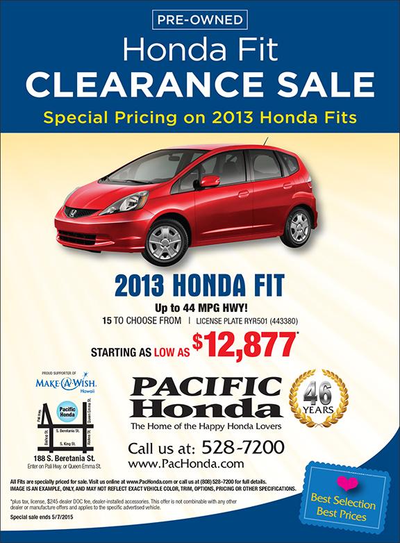 Pacific honda on pantone canvas gallery for Honda honolulu service