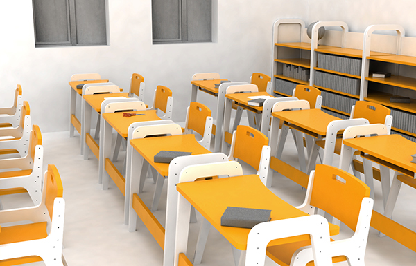 primary school furniture on behance. Black Bedroom Furniture Sets. Home Design Ideas