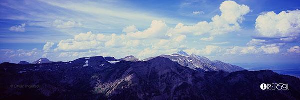Panoramic Photography Yellowstone NP Grand Teton NP Kauai NP