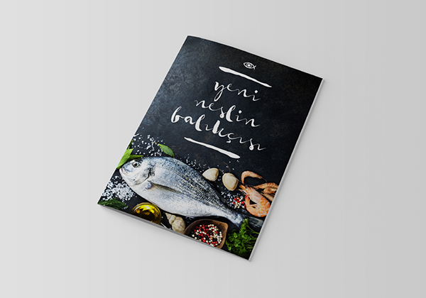 Camg z fish restaurant menu on pantone canvas gallery for Family fish market menu