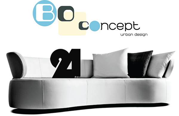 identity design for bo concept on behance. Black Bedroom Furniture Sets. Home Design Ideas