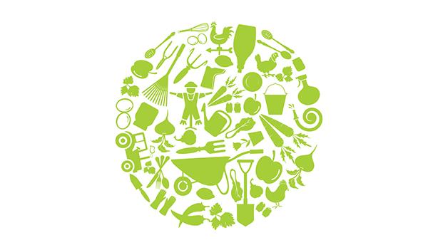 Community Garden Logo Design on Behance