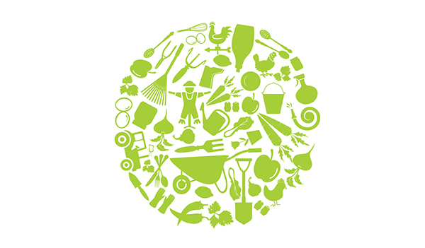 Superior Community Garden Logo Design On Behance