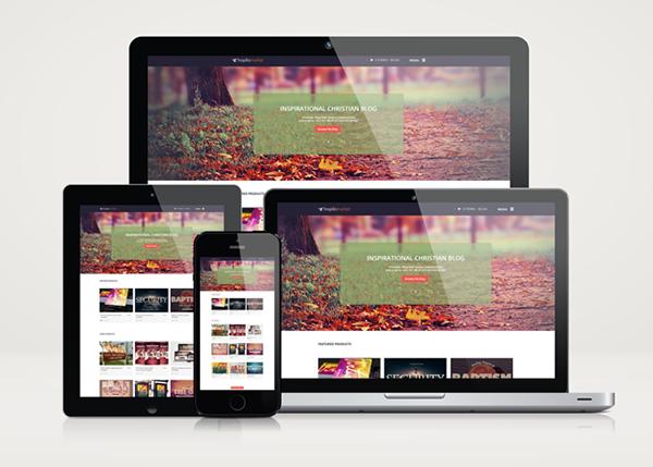 Responsive Website Mockup Templates on Behance