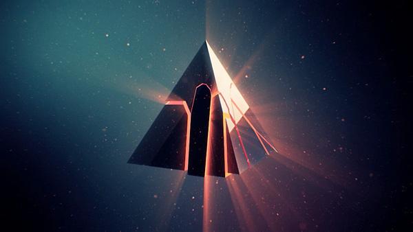 Vulcano short abstract experimental anticipation release flow pyramid