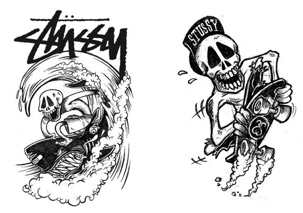 STUSSY - spring 2012 on Behance
