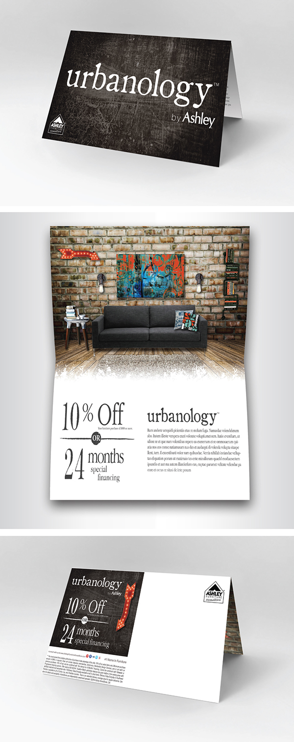 Ashley Furniture Homestore Urbanology Collection On Behance