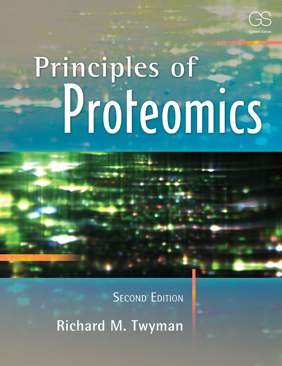 Book Cover Design Principles ~ Principles of proteomics book cover design on behance