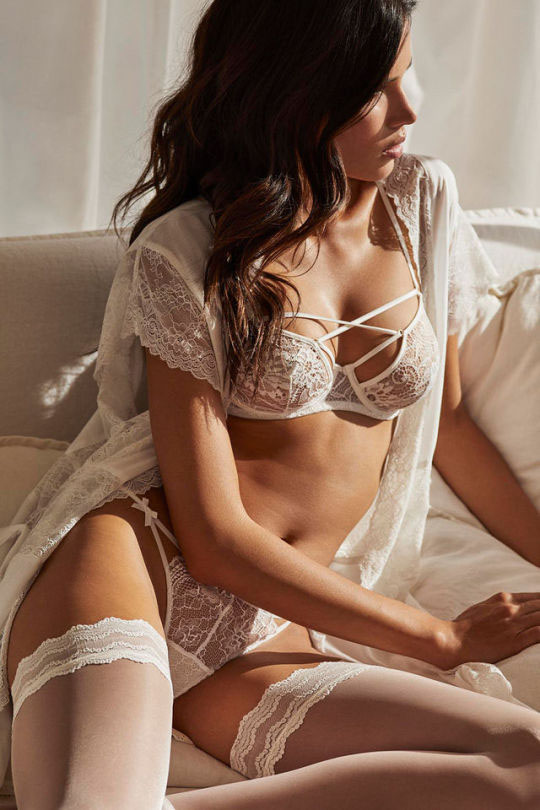 ce2a8caba8dcd women secret bridal lingerie collection ss17 on Behance