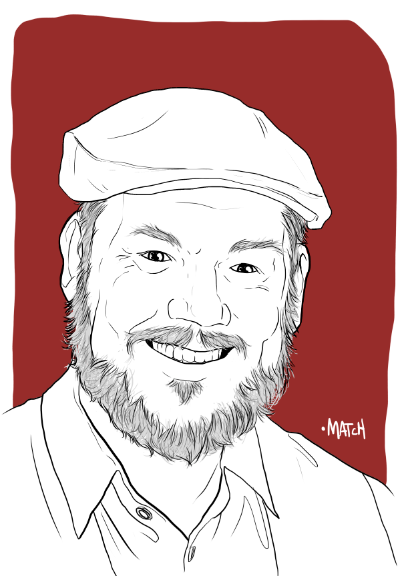 portrait commission retrato caricatura yohke