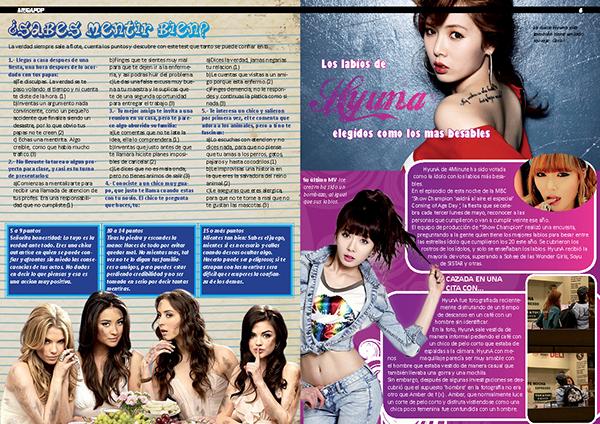 magazine teenager kpop korean pop
