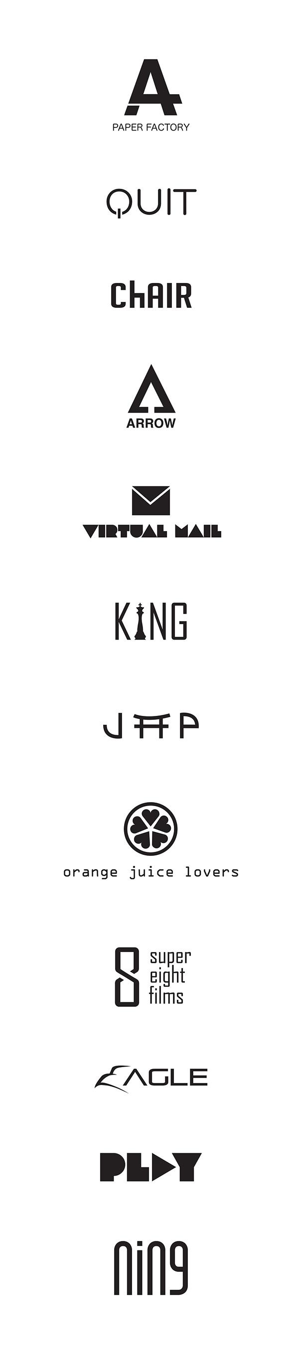 logo New logo logos logofolio new identity brand