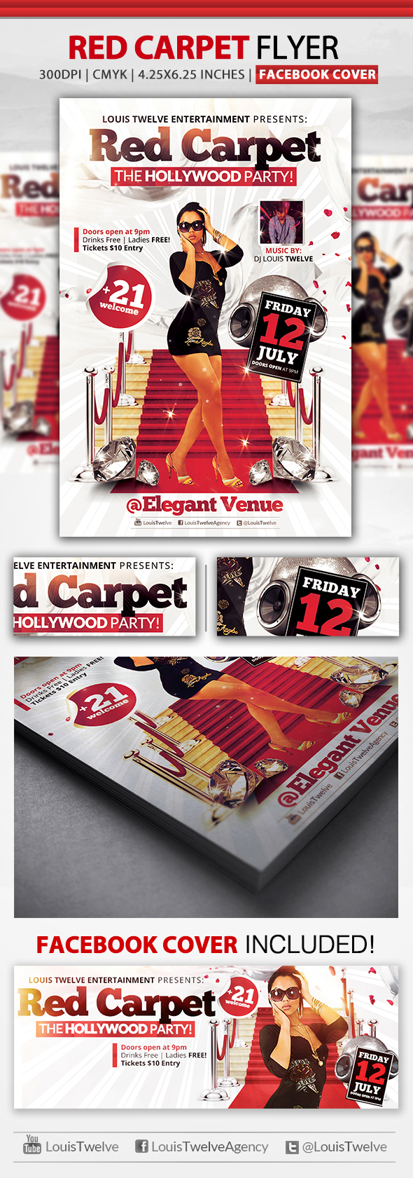 carpet flyer