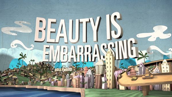 Beauty is Embarrassing // End Titles