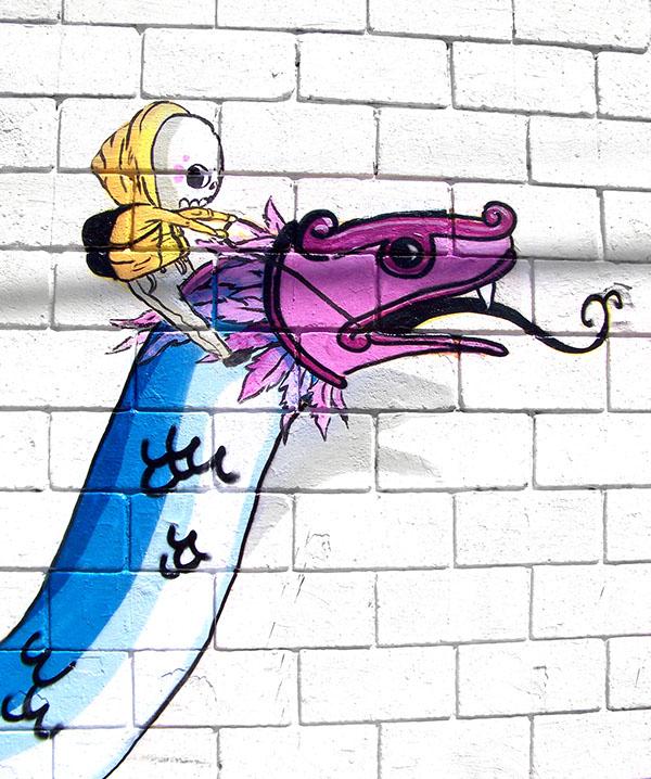 Quetzalcoatl Mural On Behance