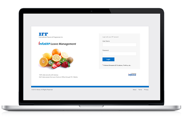 Iff Leave Management System Ui Design On Behance
