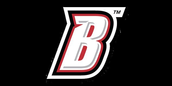 collegiate letter marks on branding served
