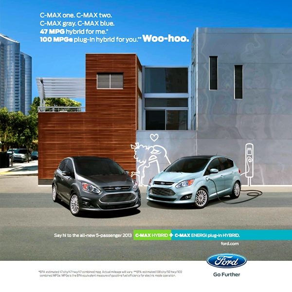 Ford Dealership San Diego >> Ford C Max Launch In San Diego Ca On Behance