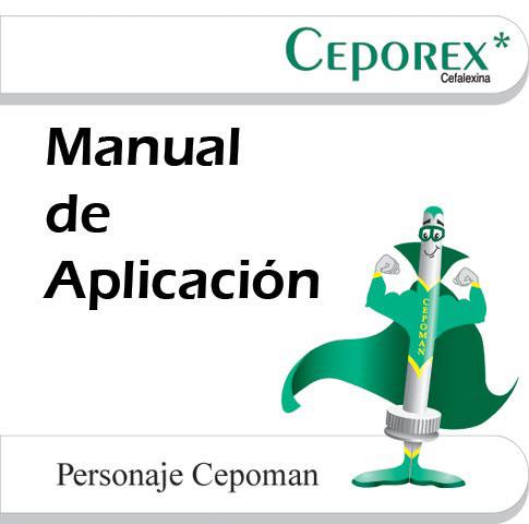 Ceporex инструкция