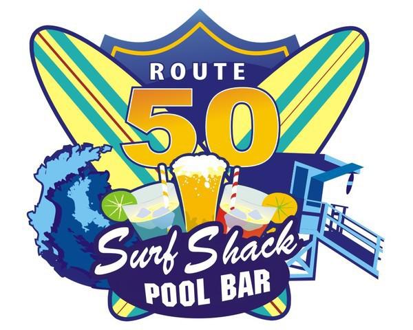 Surf Shack Logo Logo For Route 50 Surf Shack