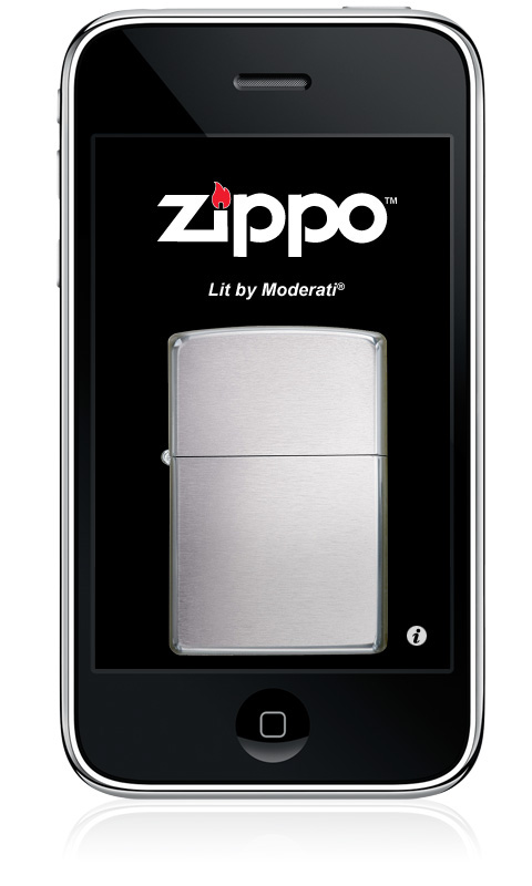 Zippo Lighter App