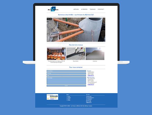 ArtBâti - New Website