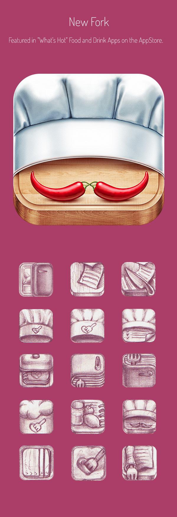 app icon Icon icons application design ios iphone iPad appstore designer tennis instagram weather camera cooking