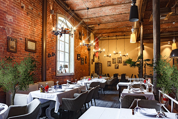 PORT0 RESTAURANT MOSCOW / RUSSIA