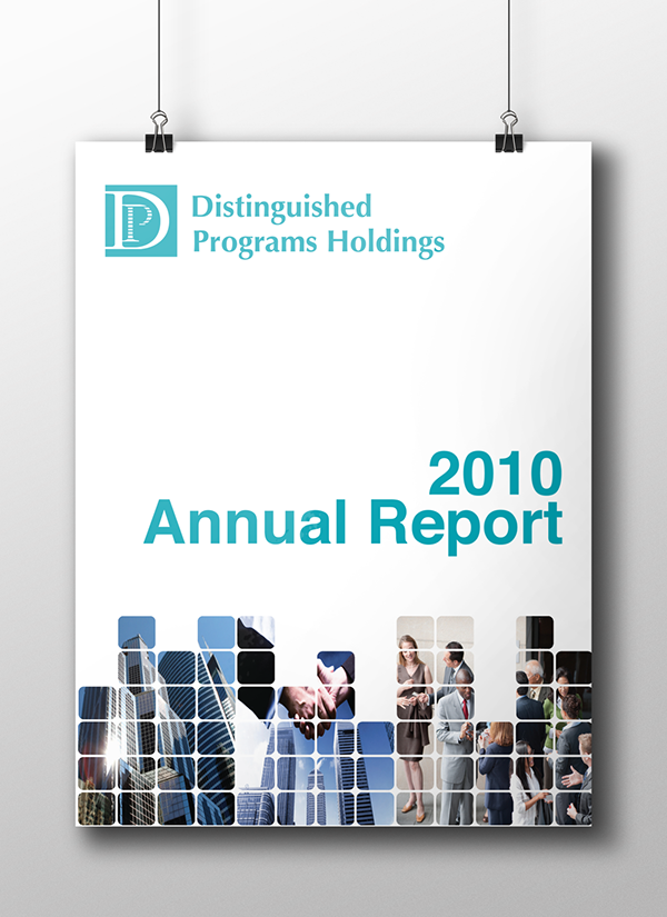 annual reports cover design