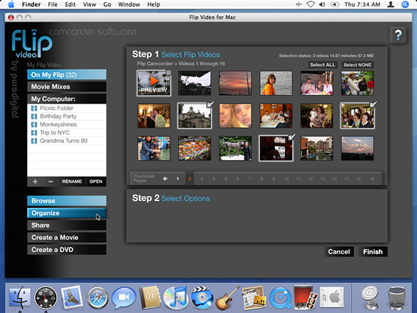 Consumer Video Editing