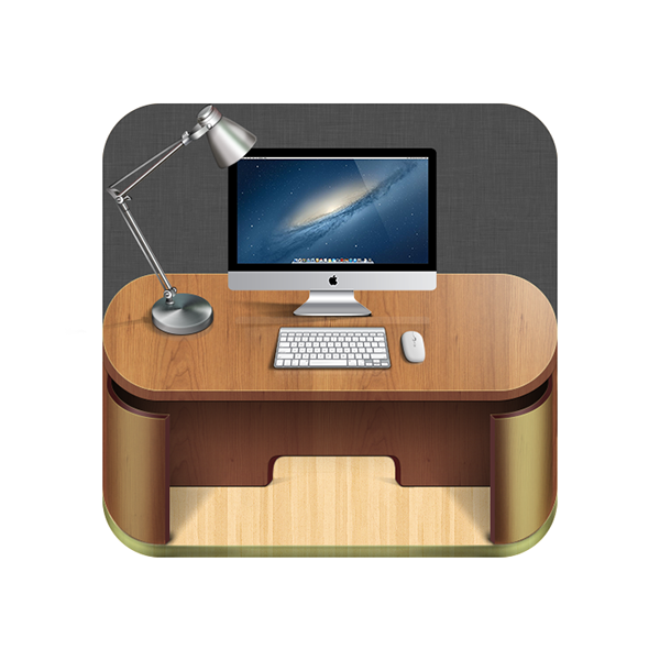 ios Icon design tech design
