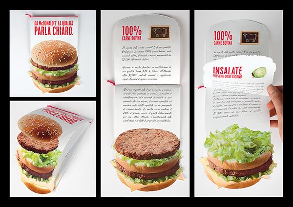 Quality big mac clear 100% mcdonald's layer beef lettuce Tomato bread