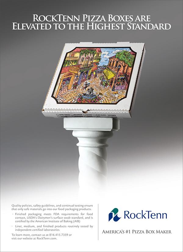 RockTenn Company Print Ad On Behance