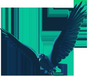 Image may contain: bird, art and creativity