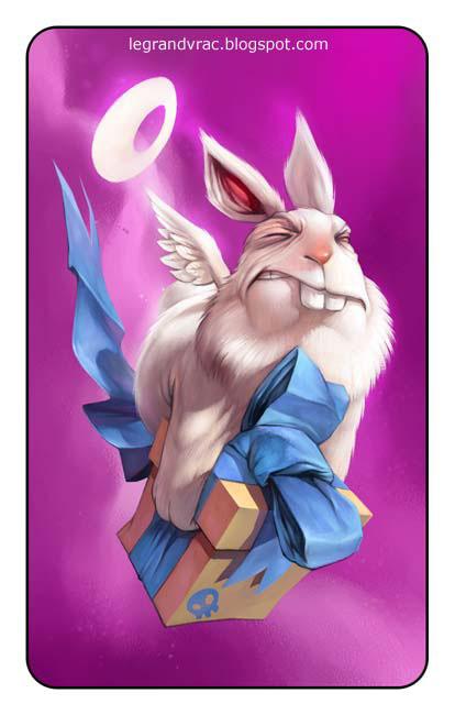 howto,Character,painter,wacom,tutorial,rabbit,process
