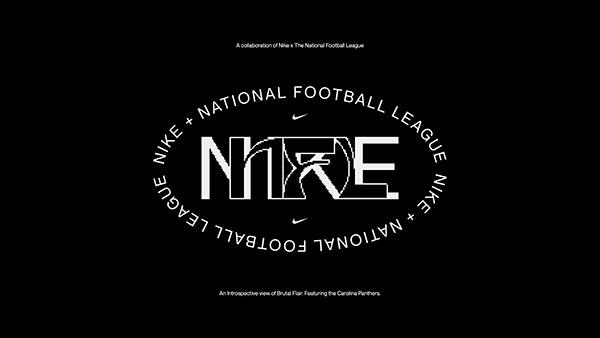 Nike + NFL Brutal Flair Concept