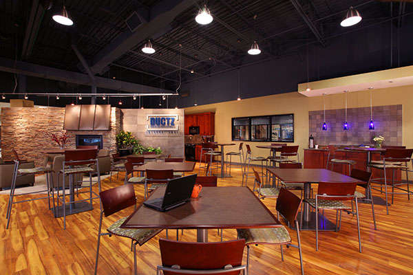 Belfor Franchise Group Hospitality Area