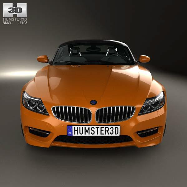 Bmw Z4 Roadster: BMW Z4 Roadster On Behance