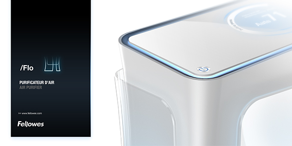 Air Purifier Design Air Purifier on Behance