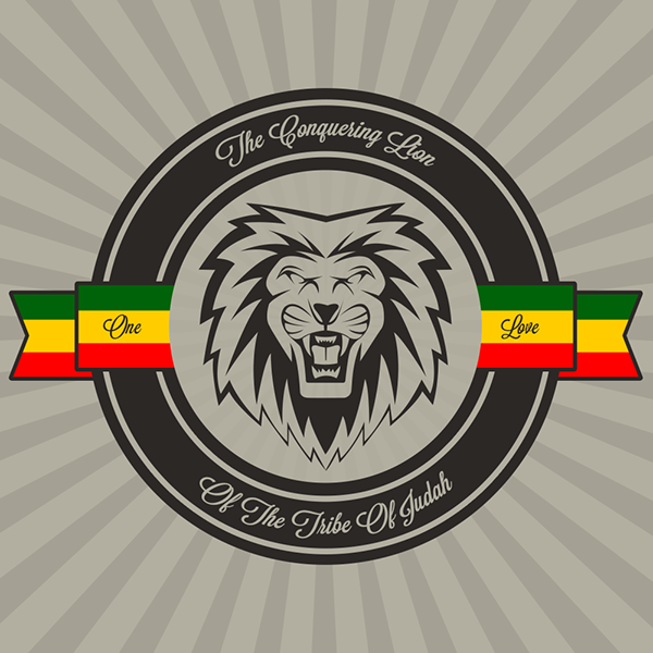Lion Of Judah Badge On Behance