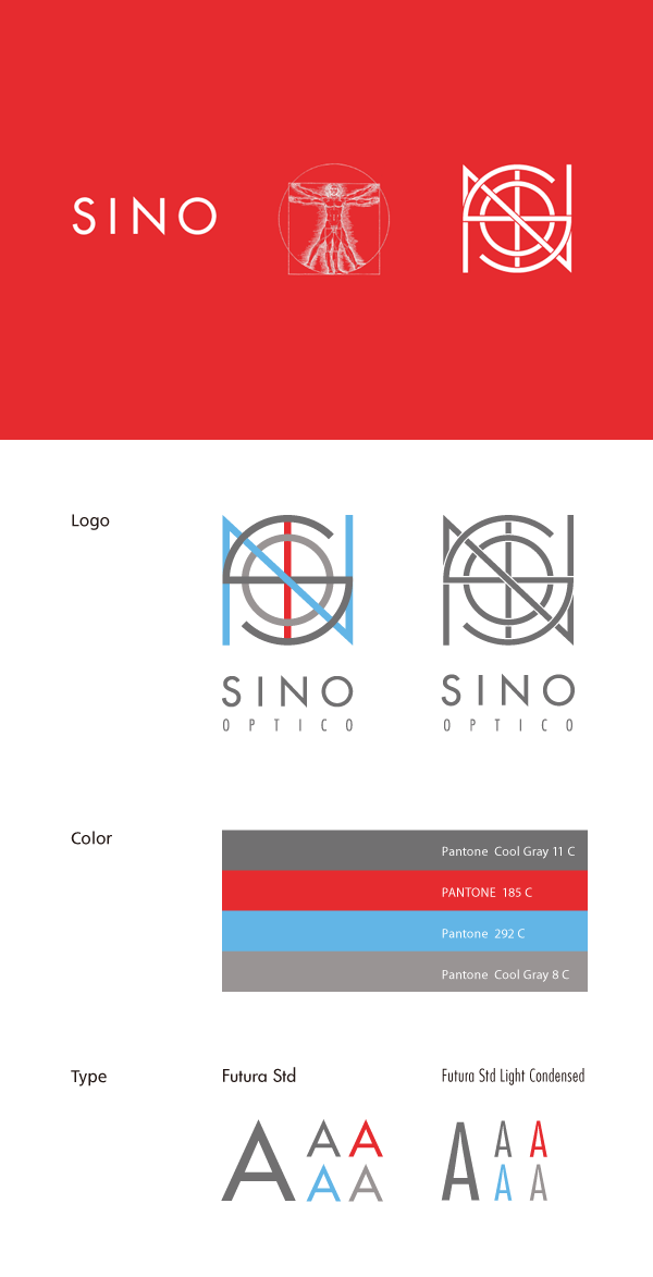 SINO OPTICO on Behance