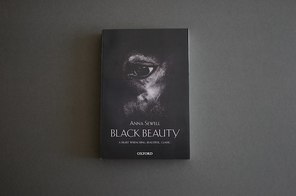 Book Cover Of Black Beauty ~ Black beauty critical edition cover on behance