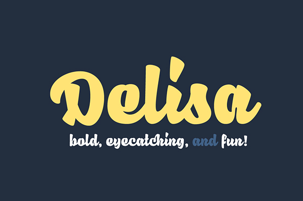 bold brush sign handwriting flow Opentype natural Script lettering font logo poster Playful modern Typeface