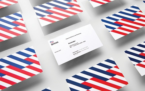 Business Card Designs by Anagrama