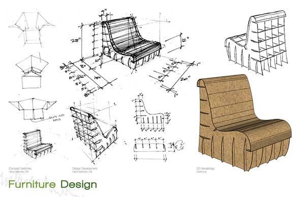 cardboard furniture plans